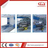 Fabricant Guangli auto voiture de type ciseaux du vérin hydraulique double ascenseur 380V/220V