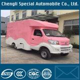 Camion mobile dell'alimento della cucina della via di fabbricazione