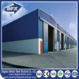中国の製造者プレハブの軽いフレームの鉄骨構造の倉庫