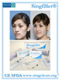 Llenador cutáneo del ácido hialurónico de Singfiller del Ce para la nariz y el labio de la mejilla