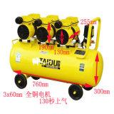 компрессор свободно воздуха масла компрессора воздуха Sullair масла 90L 3X600W свободно молчком