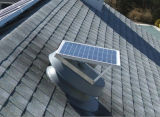 Abgas-prüfender Ventilator der Sonnenenergie-30watt für Dach