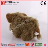 Brinquedo macio gigantesco do luxuoso do animal enchido de idade de gelo para crianças/miúdos
