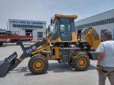 Тонна Zl15 Zl16 тонны 1.6 затяжелителя 1.5 колеса чистки снежка зимы