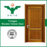 Porte en bois de placage intérieur avec de bonne qualité