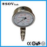 Double/pompe hydraulique électrique à simple effet pour des cylindres