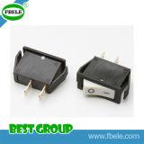 O interruptor de balancim do secador de cabelo comuta o interruptor da alta qualidade