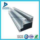 Venta directa de fábrica personalizado 6063 T5 de la puerta de la ventana Perfil de extrusión de aleación de aluminio