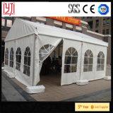 tende esterne della parte superiore del tetto di Samll della tenda di evento di 10X15m con il PVC Windows trasparente