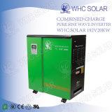 invertitore solare puro dell'onda di seno 20kw per il sistema di illuminazione domestico