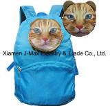 Bolsa plegable Bolsas plegables y mochilas Serie de Mono para ir de compras