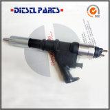 Injecteur courant de diesel de longeron de longeron d'Isuzu carburant de pression Injecteur-Élevée courante d'installation