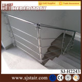 Barras de trilhos de balaustrada de trincheira de aço inoxidável ao ar livre de aço inoxidável (SJ-H1741)