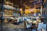 革食事の椅子の現代レストラン