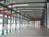 軽く物質的な鉄骨構造の工場小屋の専門の工場鉄骨構造