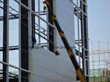 Almacén incombustible de la capa de la estructura de acero