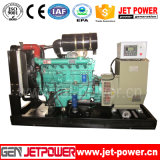 Typen 24kw Dieselgenerator-Set-chinesischen Dieselmotor Genset öffnen