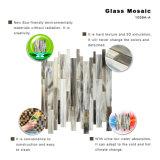 Keuken Backsplash 3mm Bouwmaterialen van het Mozaïek van het Glas Voor Verkoop