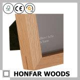 """marco permanente de la foto del cuadro de madera sólida 5 """" X7 """" para el regalo"""