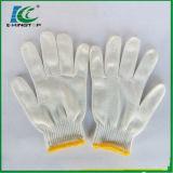 Дешевые связанные перчатки хлопка работая от Shandong