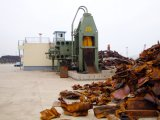 Q91y-1250 Heavy Duty Scrap Metal Shear