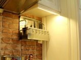 Lámpara de aluminio ultrafina de la tira del perfil del espesor LED de 8m m