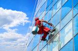 Baumaterial-Glaszwischenwand