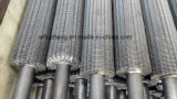 バイメタルのひれ付き管、中国アルミニウム1060乾燥のひれ付き管