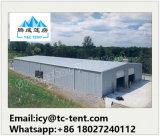 tienda industrial del almacén de la estructura de aluminio del 15X35m para el taller
