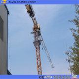 Grue à Tour à Couvercle Plat de la Chine de Constructeur de Grue à Tour
