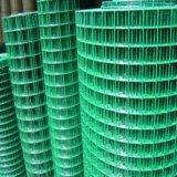판매에 좋은 품질 PVC에 의하여 용접되는 철망사