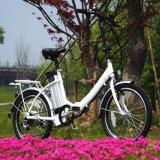 36V 250W sem escova com a bicicleta de dobramento elétrica da engrenagem (RSEB-636)