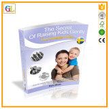 Impression polychrome Softcover faite sur commande de livre avec A4/A5
