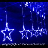 [2م] [138لدس] ستار ضوء مع 12 نجم كبير مع ذاكرة لأنّ إستعمال خارجيّة