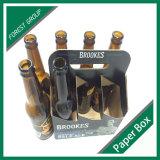 Doos van het Bier van de Wijn van de Fles van het Glas van Packaigng de Verschepende