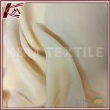 Couleur unique des tissus teints de la soie Tissu viscose mélangé