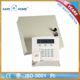Sistema de seguridad sin hilos casero elegante de la alarma