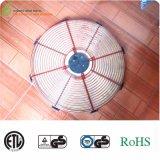 El PVC cubrió, alambre soldado cromo galvanizado axial/protector industrial de la parrilla del ventilador del extractor