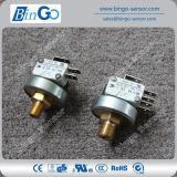 Interruptor de pressão do baixo custo para o líquido de limpeza do vapor