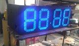 7mm Pixel 12 Gas 8 '' 8.889/10 Digital-Zahl-LED/Öl/Tankstelle-Preis-Bildschirmanzeige-Zeichen-Vorstand-Bildschirm