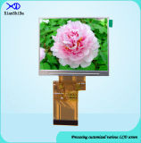 Écran LCD 3,5 pouces avec 550cd/m2 de la luminosité