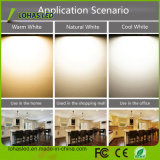 América Hot Sale 6W 12W 18W Cold White 110-130V Dimmable LED Panel Light