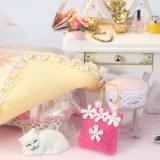 Casa de muñeca coreana de princesa Wooden Mini del estilo