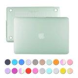 Прозрачно см. до конца облегченную трудную кристаллический крышку случая раковины для Apple MacBook ПРОФЕССИОНАЛЬНОГО