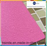 Hsinda静電気水静脈の粉のペンキのワニの皮の質の粉のコーティング