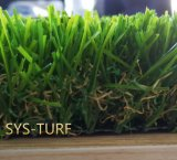 Rough C Blade com Brighter Summer Green Design Artificial Grass