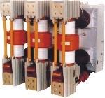 N12-12 BinnenAC VacuümStroomonderbreker Met hoog voltage