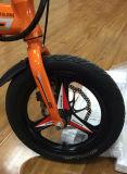 """250W 24V 16"""" всех сплава с электроприводом складывания рамы велосипед E-велосипед"""