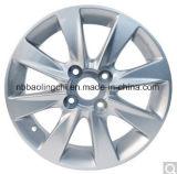 14 de Wielen van het Aluminium van de Auto van de duim met PCD 4*100