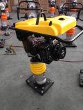 Benzin-Abdämmen-Ramme mit Honda/Robin-Motor